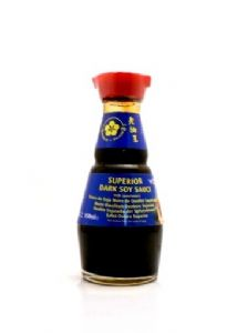Dark Soy Sauce 150ml | Buy Online at The Asian Cookshop.